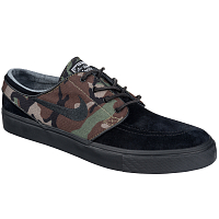 Nike ZOOM STEFAN JANOSKI OG BLACK/BLACK-MEDIUM OLIVE-WHITE