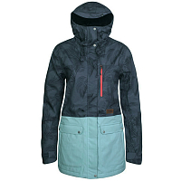 Planks GOOD TIMES INSULATED JACKET MIDNIGHT PALM