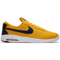 Nike SB AIR MAX BRUIN VPR TXT YELLOW OCHRE/OBSIDIAN-RED CRUSH-WHITE