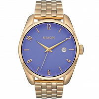 Nixon BULLET Light Gold/Lavender