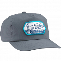 Coal THE SAWTOOTH CAP GREY