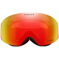 Oakley FLIGHT DECK XM DARK BRUSH ORANGE/PRIZM SNOW TORCH IRIDIUM