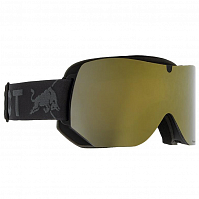 Spect RED BULL CLYDE BLACK/GOLD SNOW - SMOKE WITH GOLD MIRROR
