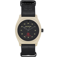 Nixon TIME TELLER LTD Bone/Black Taka