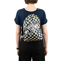 Vans BENCHED BAG YOLK STENCIL CHECK