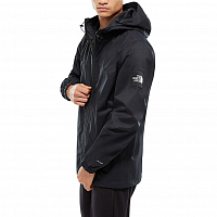 The North Face M MOUNTAIN Q JKT BLACK WHITE (NM9)