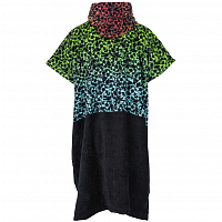Rip Curl TEAM PONCHO BLACK