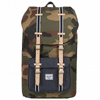 Herschel Little America Woodland Camo/Dark Denim