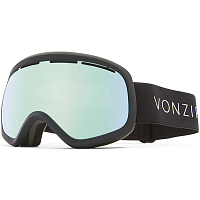VonZipper SKYLAB BLACK SATIN / WILD STELLAR CHROME