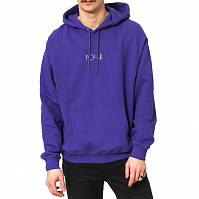 Polar DEFAULT HOODIE Deep Purple