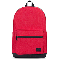 Herschel Pop Quiz Barbados Cherry Crosshatch/Black