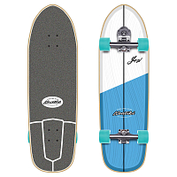 YOW KONTIKI HIGH PERFORMANCE SERIES SURFSKATE 32
