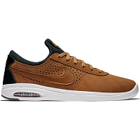 Nike SB AIR MAX BRUIN VAPOR LT BRITISH TAN/BLACK-BLACK-MONARCH