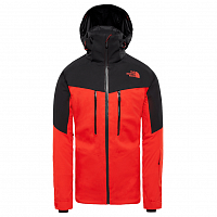 The North Face M CHAKAL JKT FIERY RED/BLACK (WU5)