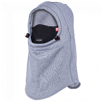 Airhole AIRHOOD POLAR HEATHER GREY