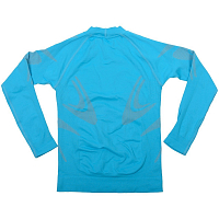 BODY DRY KIDS LONG SLEEVE SHIRT BLUE