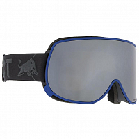 Spect RED BULL MAGNETRON EON MATT LIGHT BLUE/SILVER SNOW - SMOKE WITH SILVER MI