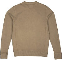 Billabong WAVE WASHED CREW LIGHT KHAKI