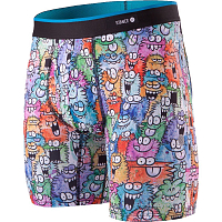 Stance THE BOXER BRIEF MONSTER PARTY BB MULTI