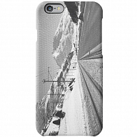 Nixon MITT PRINT IPHONE 6 CASE RAILWAY