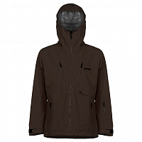 FACTION DARWIN JACKET Russet Brown