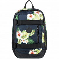 DC CLOCKED M BKPK DARK INDIGO HIBYGARDEN