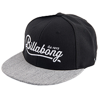 Billabong VARSITY FITTED BLACK