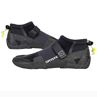 Mystic LIGHTNING SHOE 3MM SPLIT TOE BLACK
