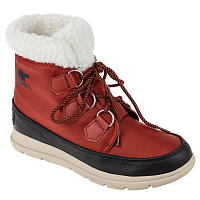 SOREL SOREL EXPLORER CARNIVAL Rusty, Black