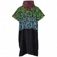 Rip Curl YARDAGE PONCHO BOY BLACK