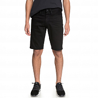 DC WORKER STRAIGHT M DNST BLACK RINSE