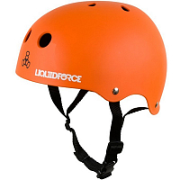 Liquid Force LF: HELMET ICON ORANGE