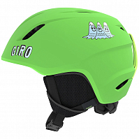 Giro LAUNCH MATTE BRIGHT GREEN TAGAZOO