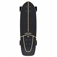 Carver C7 CONLOGUE SEA TIGER SURFSKATE COMPLETE GRAPHITE