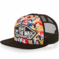Vans DISNEY TRUCKER MULTI PRINCESS
