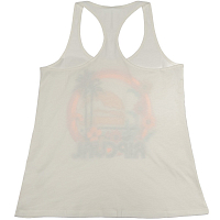 Rip Curl SUN AND SURF TANK CLOUD DANCER