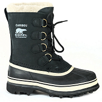 SOREL WOMEN'S CARIBOU Black, Stone