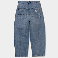 Carhartt WIP W' ARMANDA PANT BLUE (LIGHT STONE WASHED)