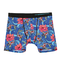 69slam POLYESTER FITTED BOXER KOY POND