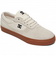 DC SWITCH  M SHOE WHITE/WHITE/GUM