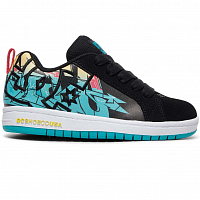 DC CT GRAFFIK SE B SHOE MULTI