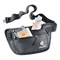 Deuter SECURITY MONEY BELT I RFID BLOCK BLACK