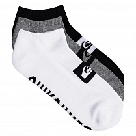 Quiksilver 3ANKLE PACK M SOCK ASSORTED