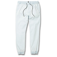 Volcom DENIM JOGGER LIGHT BLUE