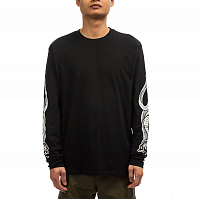 Element SNAKES LS FLINT BLACK