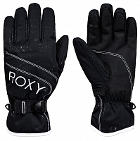 Roxy JETTY SO GLOVES J GLOV TRUE BLACK