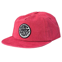 Rip Curl WASHED WETTY SB CAP RED