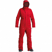 Airblaster W'S STRETCH FREEDOM SUIT DARK RED