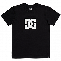 DC STAR SS 2 BOY B TEES BLACK/WHITE