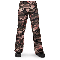 Volcom SPECIES STRETCH PANT FADED ARMY